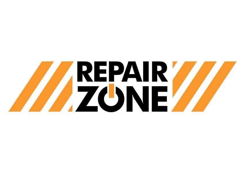 Repair Zone Company Logo Design