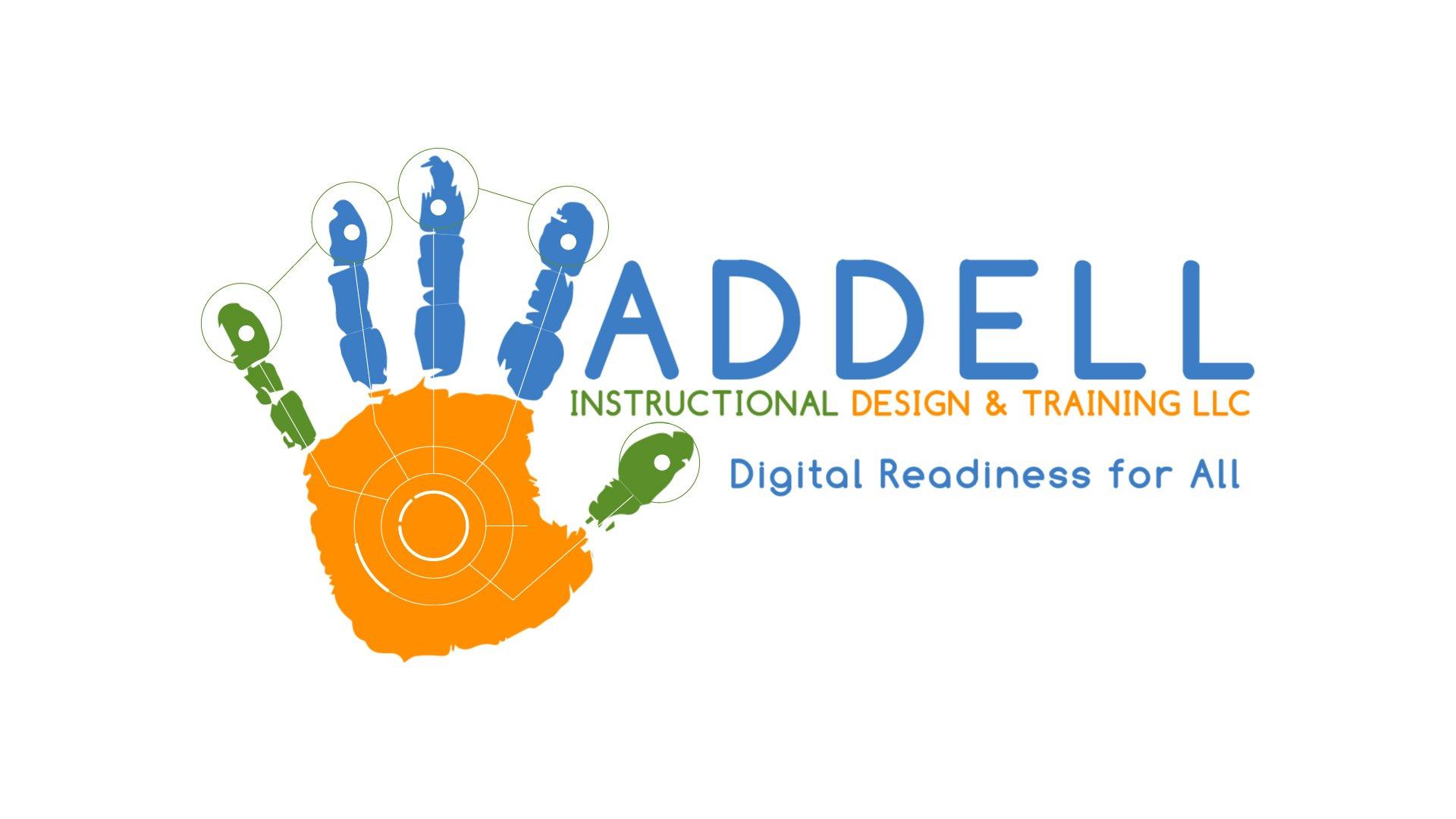 Waddel - Original 2D Logo Design In Vector Format