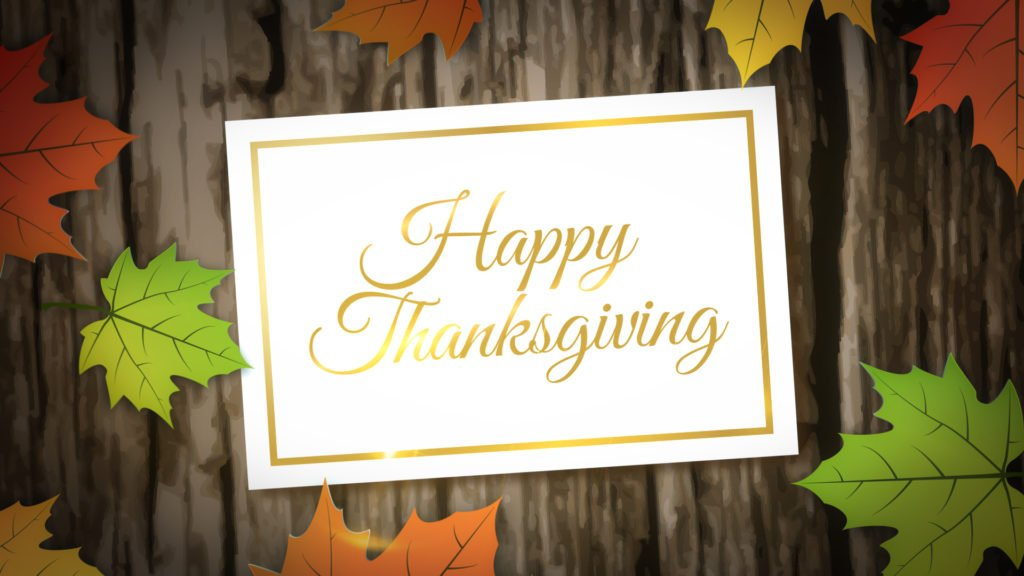Thanksgiving Free Quince Media After effects Template