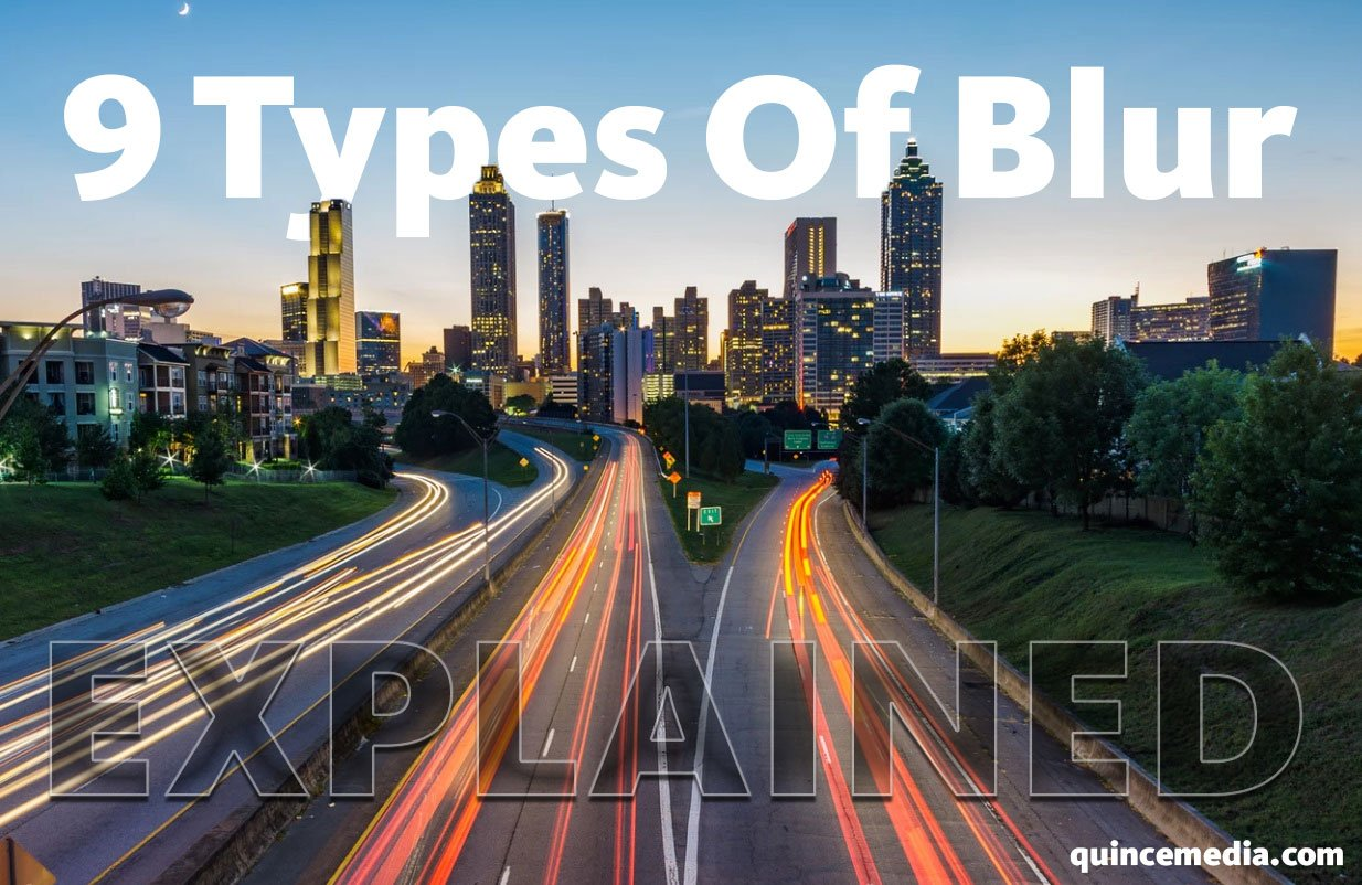 Types Of Blur Effects In Adobe After Effects