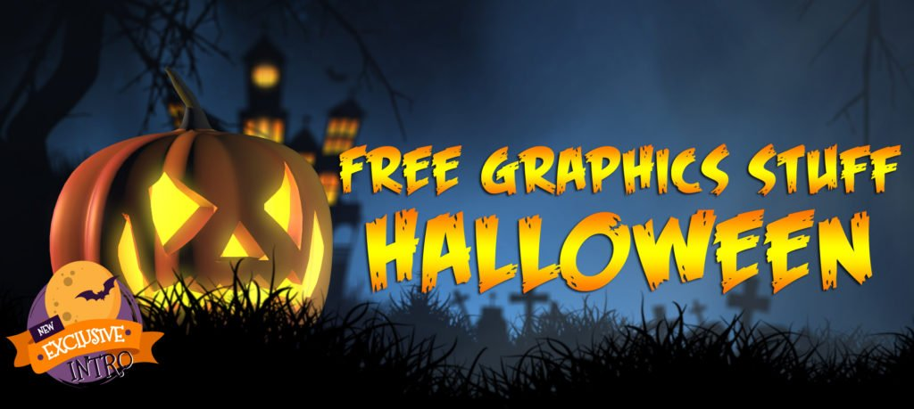 Halloween 2017 free graphics vectors and exclusive free logo intro halloween image maxwellsz