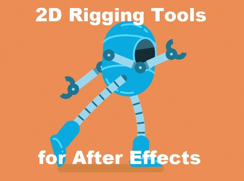 Free 2D Character Rigging & Animation Plugins for After Effects