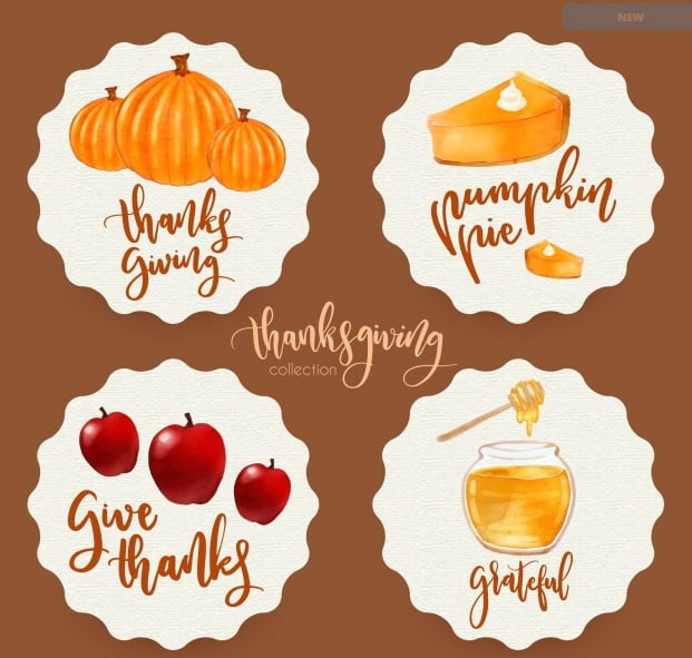 thanksgiving food video vector quince media. Black Bedroom Furniture Sets. Home Design Ideas