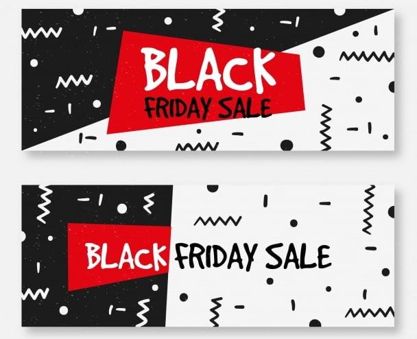 Black Friday Fun Banners