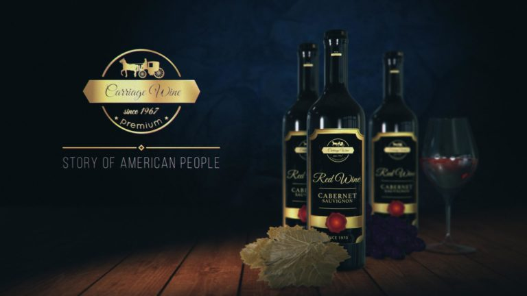3D Promo Animation For Winery
