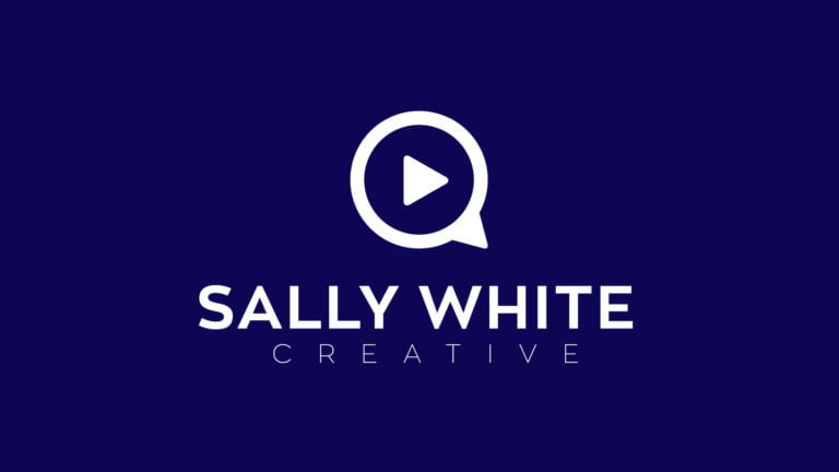 Sally White 2D Logo Animation Video