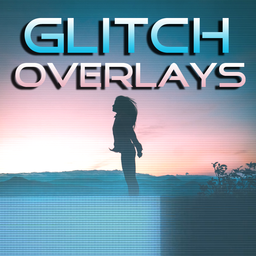 7 Amazing Free Glitch Video Overlays For Your Video Projects