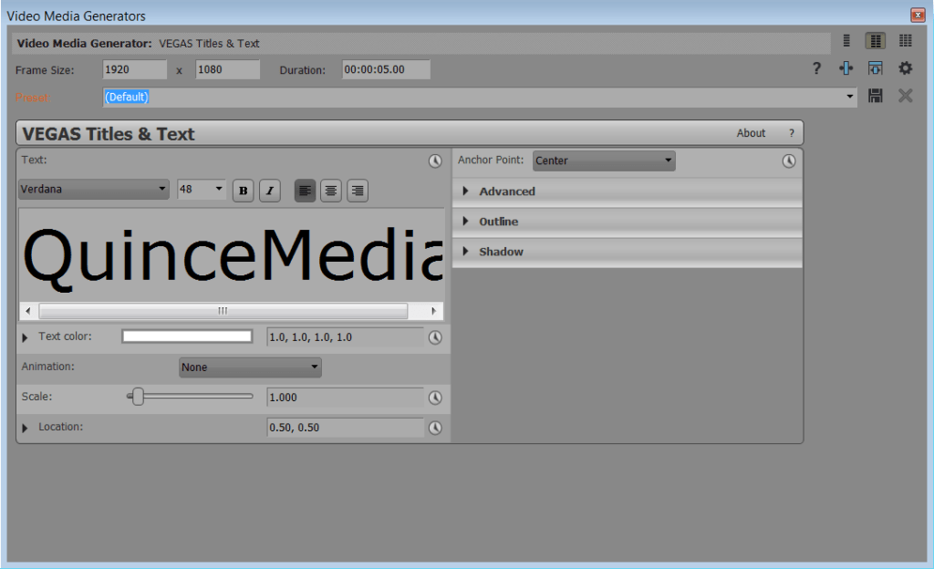 How To Make A Lower Thirds In Sony Vegas Tutorial Free Template