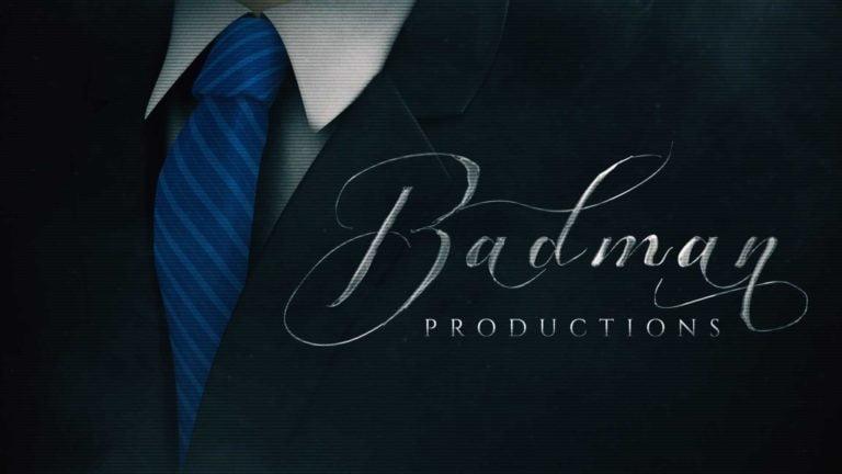 Badman Productions 3D Logo Animation