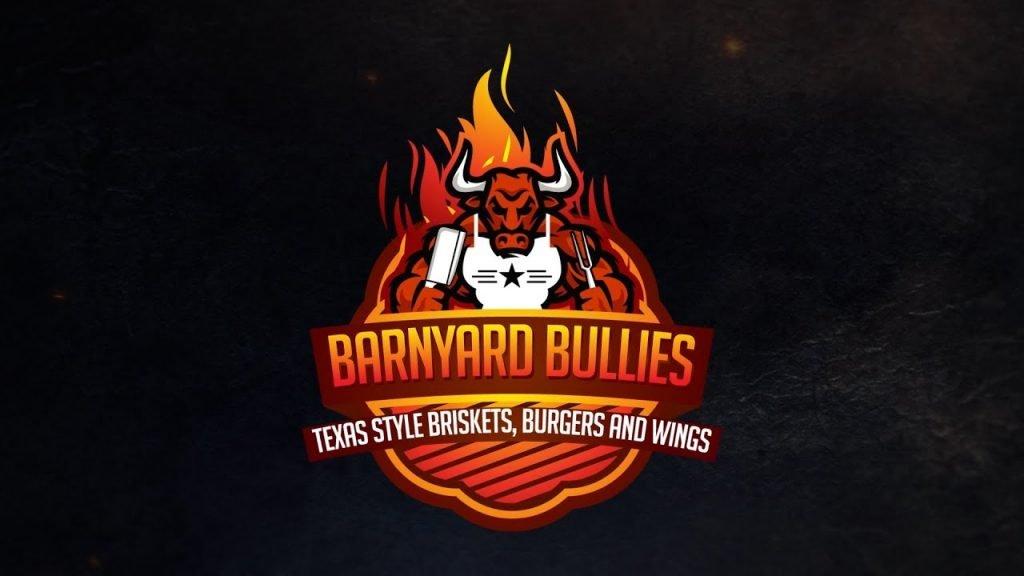 Barnyard Bullies 2D Logo Animation