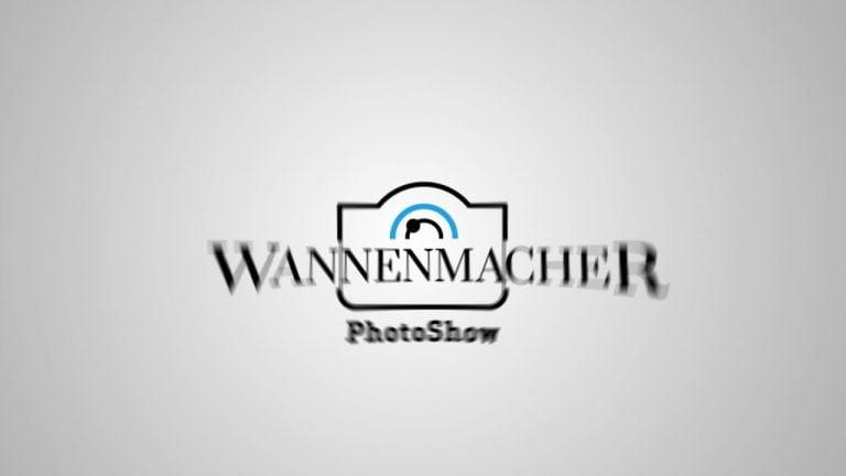 Photographer 2D Logo Animation