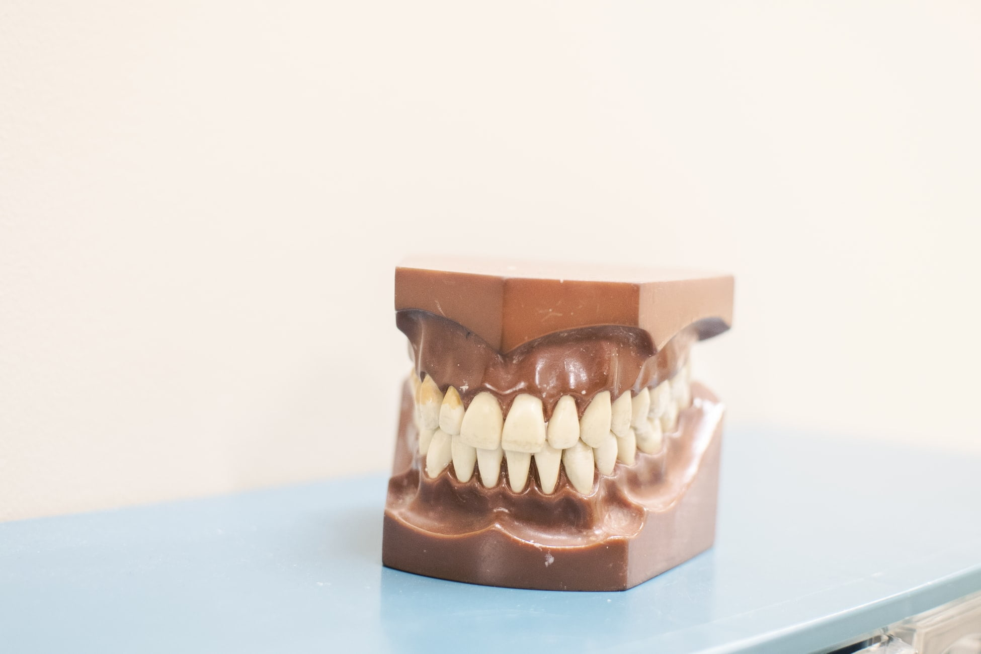 dental prosthetic animation