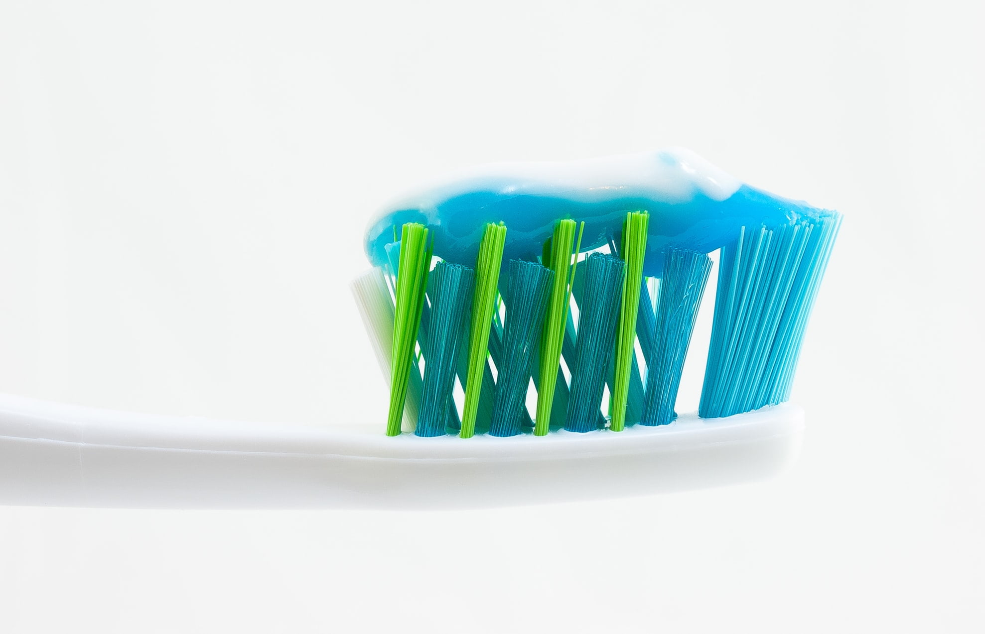 3d toothbrush with dental care