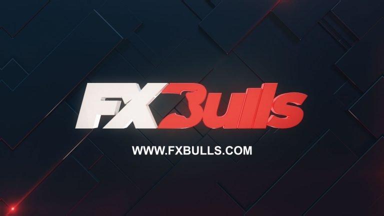 FX Bull 3D Logo Animation