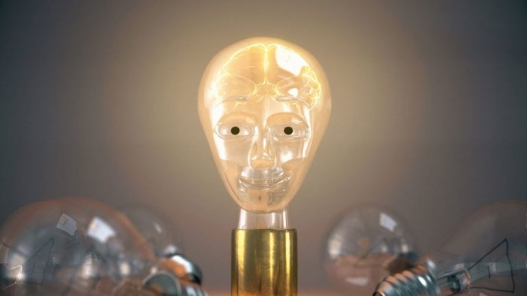 Golden Idea Productions 3D Logo Animation