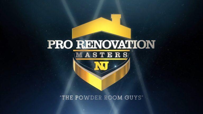 Pro Renovation 3D Logo Animation
