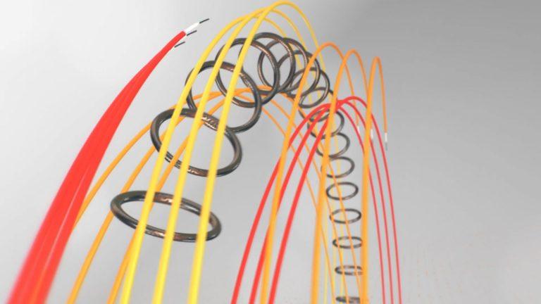 CSI Energy Group 3D Logo Animation
